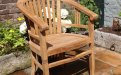 Teak chair Betawi Gelung - Picture 6