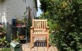 Teak garden chair Beaufort - Picture 2
