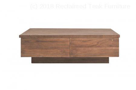 Teak coffeetable 120cm BLOK