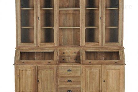 Teak cabinet 210cm
