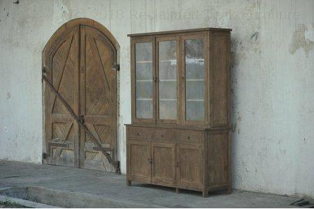 Teak cabinet 160cm reclaimed