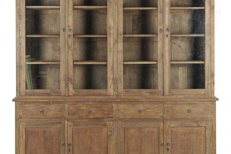 Teak cabinet 200cm reclaimed