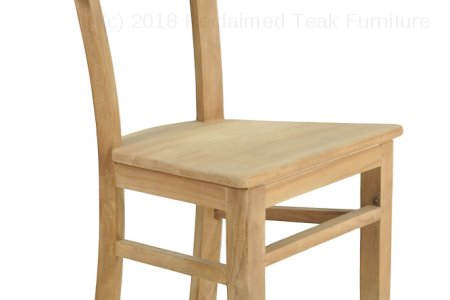 Teak chair FAT