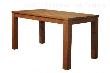Teak table 140 x 80 cm