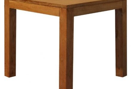Teak table 80 x 80 cm
