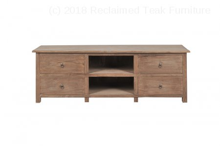 Teak tv-unit 150cm Dingklik