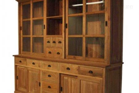 Teak cabinet 240cm
