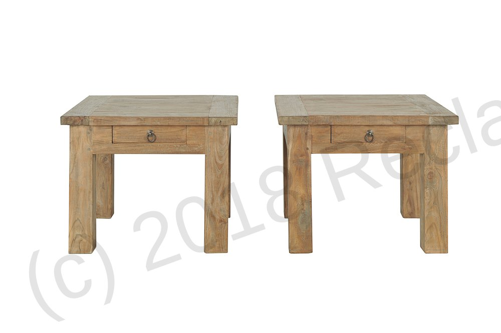 Teak coffeetable Dingklik   Reclaimed Teak Furniture